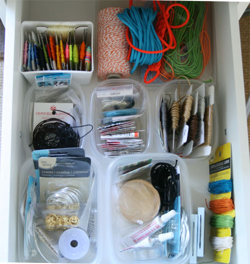 cord drawer