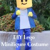 DIY Lego Minifigure Costume